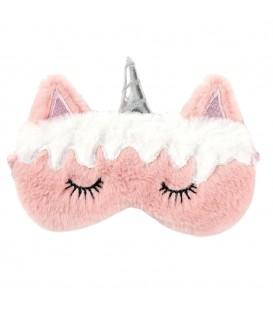 Oční spací maska - Bílý sob