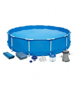 Nadzemní bazén 366x76 sada