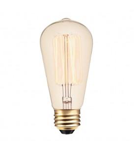 Edisonova žárovka E27 retro dekorativní vintage