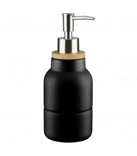 Keramický dávkovač tekutého mýdla - černý