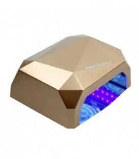 Lampa DIAMOND LED & CCFL 36W zlato