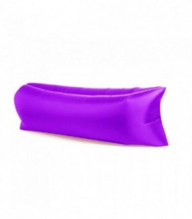 Lazy Bag nafukovací VAK XXL fialový