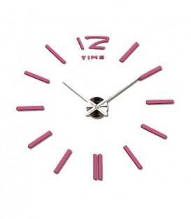 Moderní nástěnné hodiny DIY různé barvy 12S003