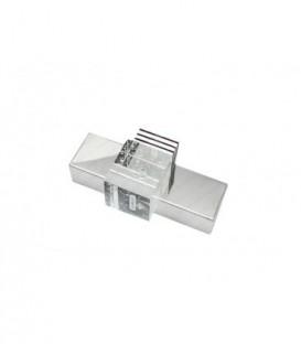 Nástěnné LED svítidlo Crystal - 3 W - 294L - 230 V - 15 cm - barva studená