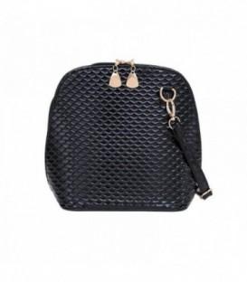 Dámská kabelka na rameno černá WB1723