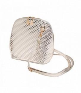 Dámská kabelka na rameno zlato WB1723