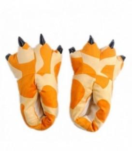 Pantofle Kigurumi Onesie Kigu Žirafa