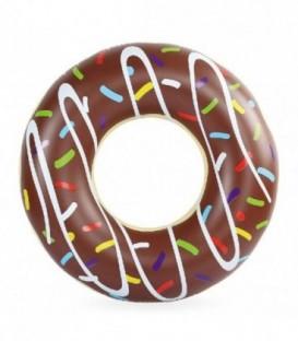 NAFUKOVACÍ MATRACE na plavání kruh Donut kobliha 120