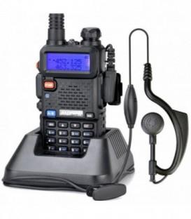 Vysílačka Baofeng UV-5R - dual 2M/70CM + sluchátko