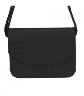 Dámská kabelka na rameno černá WB1703