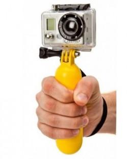 Žlutý plovák bójku plovací držák GoPro Hero 2 3