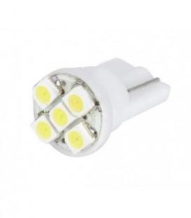 Žárovka LED LB02 T10-1210-5 – různé barvy světla