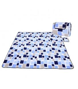 Pikniková plážová deka s izolací 200x200 - vzor 4