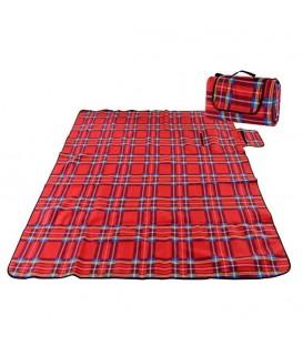 Pikniková plážová deka s izolací 200x200 - vzor 6