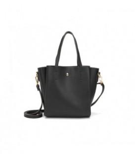 Dámská kabelka malý na rameno černá