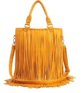 Dámská kabelka BOHO zlato