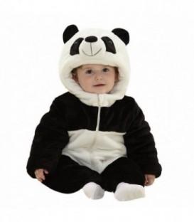 PYŽAMO oneie kigurumi pro děti PANDA