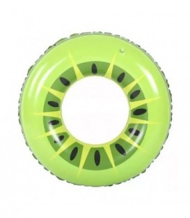 NAFUKOVACÍ MATRACE na plavání kiwi kruh 80cm