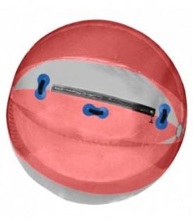 VODNÍ KOULE walking ball TPU červená