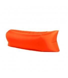 Lazy Bag nafukovací VAK XXL oranžový