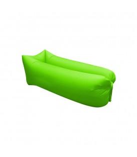 Lazy Bag nafukovací VAK XXL zelená