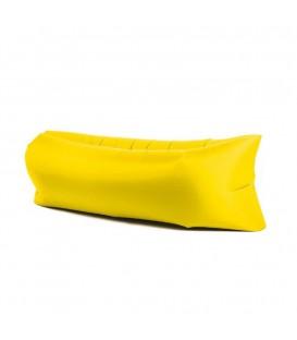 Lazy Bag nafukovací VAK XXL žlutý