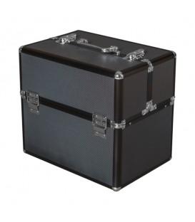 Kosmetický kufřík 5012B černá