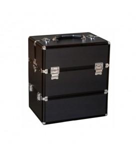 Kosmetický kufřík 5032B černá