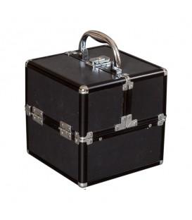 Kosmetický kufřík 5042B černá