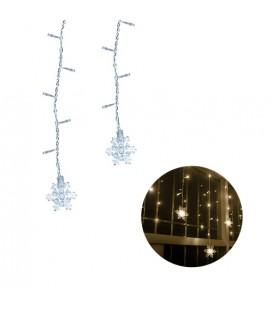 VÁNOČNÍ OSVĚTLENÍ RAMPOUCHY 20 LED 4M ozdoby na vánoční stromeček