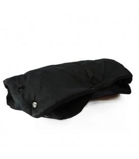 RUKÁVNÍK zateplená rukavice kočárek sáňky hrubý SVĚTLE RŮŽOVÁ