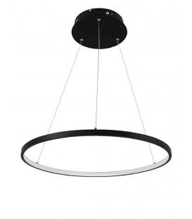 Lustr kroužky lampa kruhy obruče lustr LED 25W