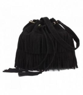 Dámská kabelka černá WS1001