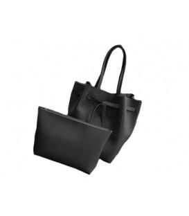 Dámská kabelka černá WB1009