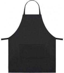 GRILOVACÍ ZÁSTĚRA černá zástěra grill