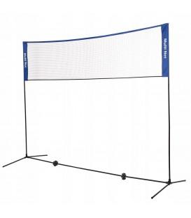 SÍŤ 3v1 tyče na Tenis Volejbal Badminton