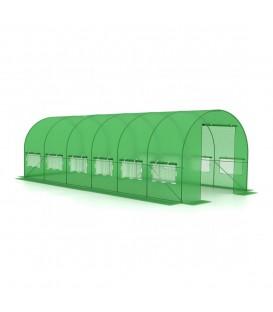 zahradní skleník skleníková fólie FOIL 4,5x2x2 9m2