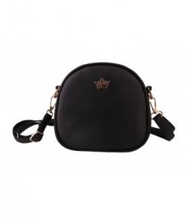 Dámská kabelka černá WS1014