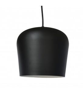 DESIGNOVÁ ZÁVĚSNÁ LAMPA černá