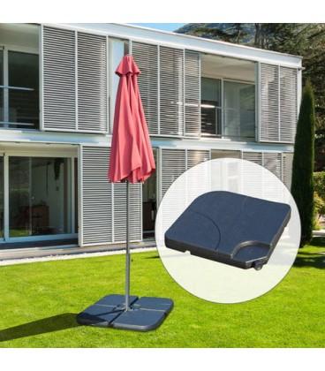 Základna zahradní deštník - hmotnost