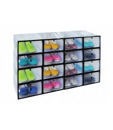 Organizátor krabice od bot 10 kusů