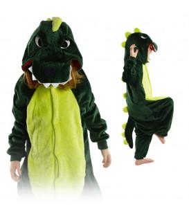 Kigurumi Onesie pyžamo kigu pro děti dinosaurus