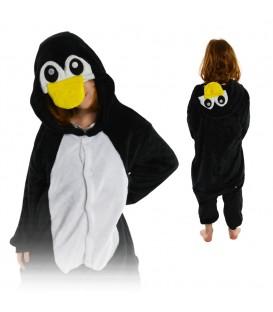 Kigurumi Onesie pyžamo pro děti tučňák