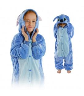 Kigurumi Onesie pyžamo pro děti stitch