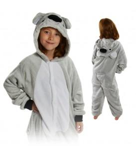 Kigurumi Onesie pyžamo pro děti koala