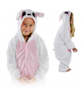 Kigurumi Onesie pyžamo pro děti zajíček