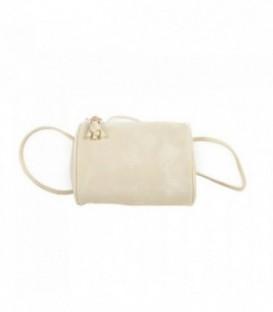 Dámská kabelka snášivkami boho barvy bílá / WB1711