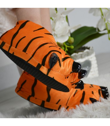 Pantofle Kigurumi Onesie Kigu Tygřík