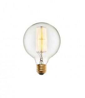 Edisonova žárovka E27 retro vintage koule 95