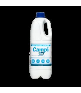 Přípravek pro přenosné toalety Campi blue 2l